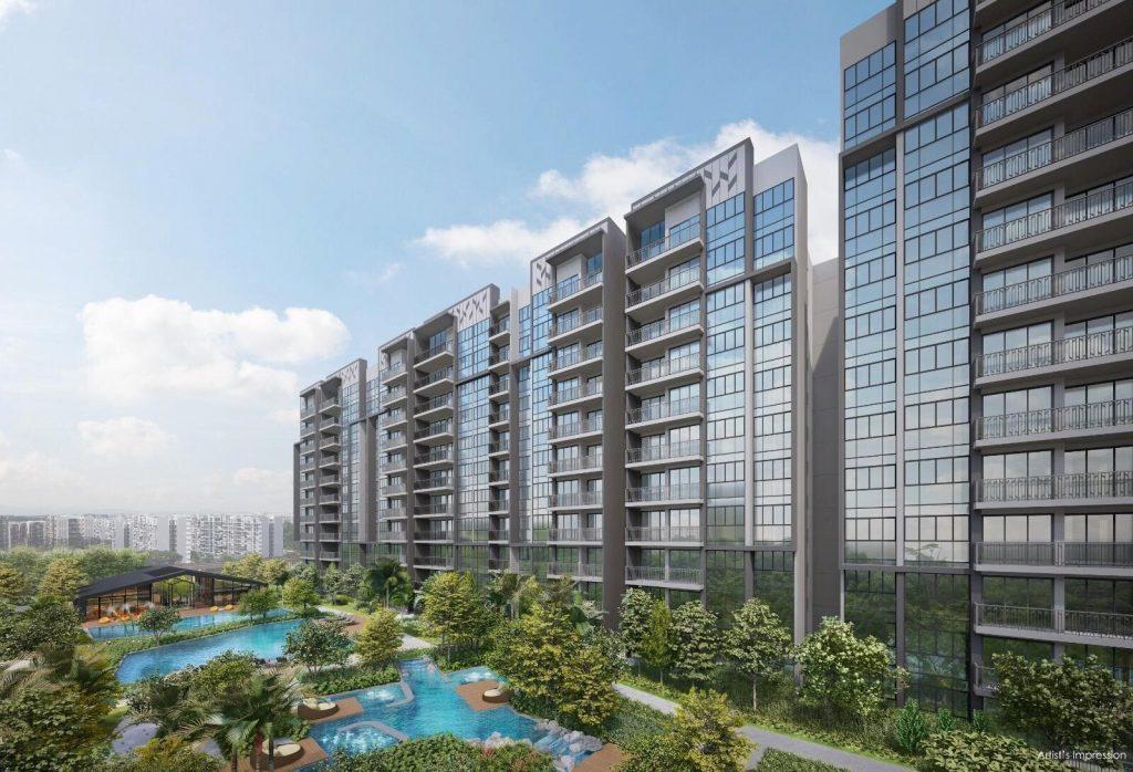 Parc central residences condominium